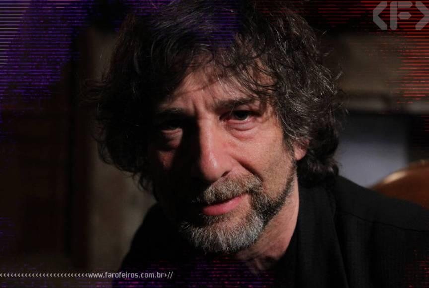 Escrever é preciso - Neil Gaiman - 2 - Blog Farofeiros