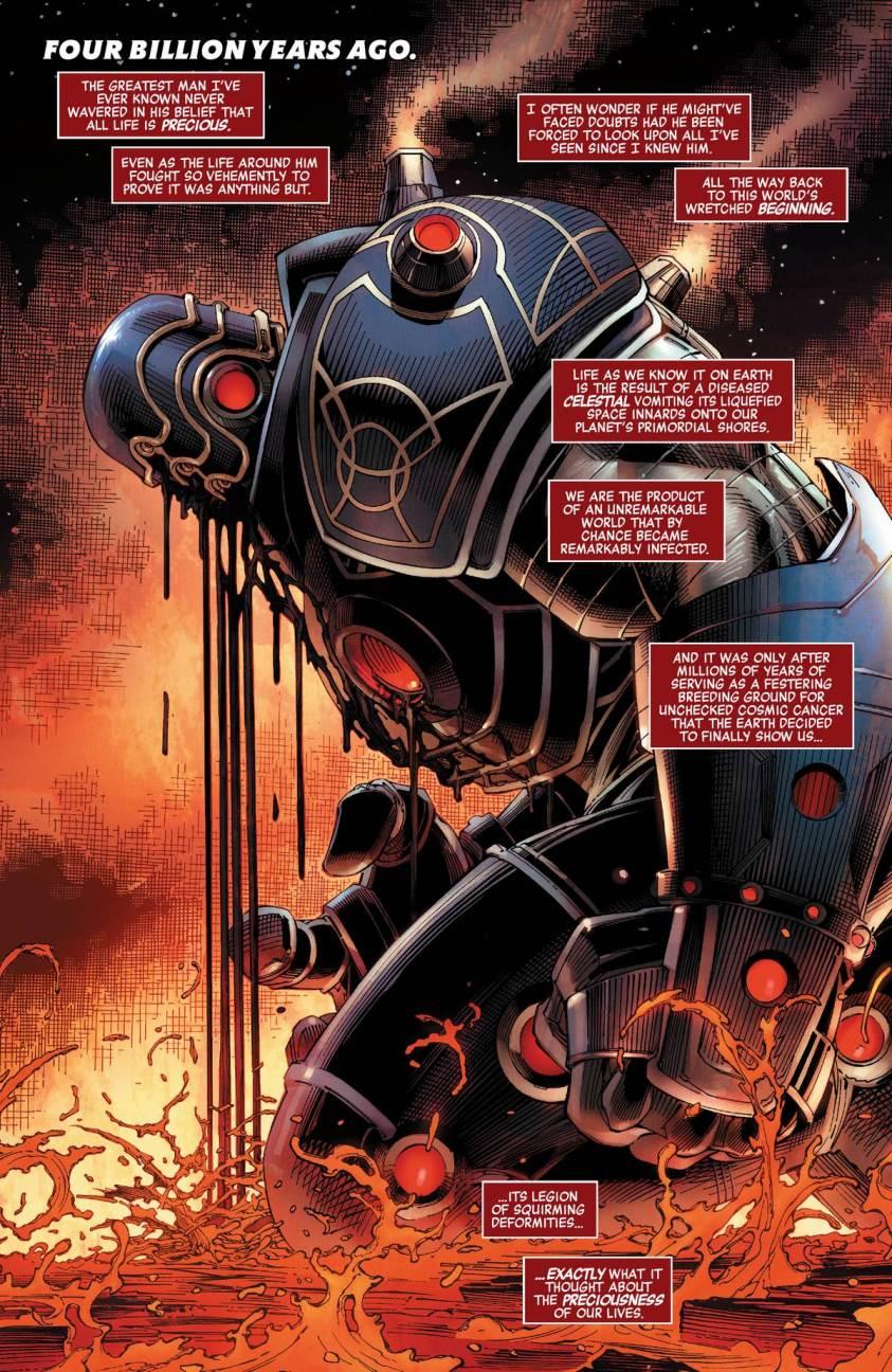 O primeiro super herói da Marvel foi um dinossauro - Vingadores - Estigma - Avengers #26 - Blog Farofeiros - 2