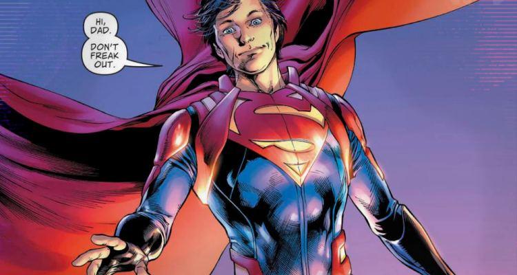 Superboy na Legião de Super Heróis - De Volta ao Lar - DC Comics - Blog Farofeiros