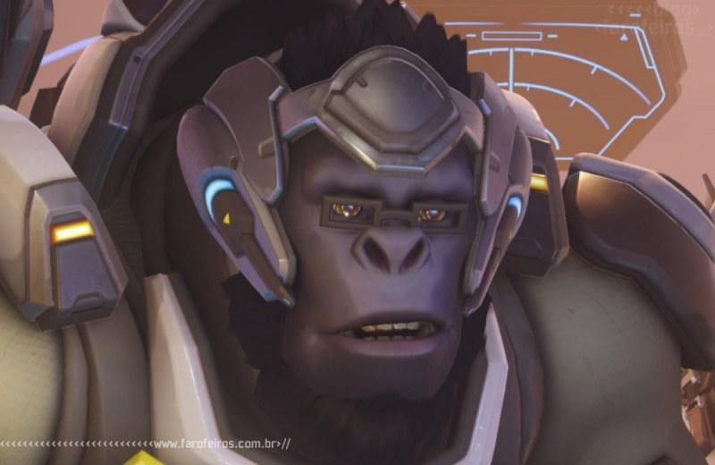 Winston - Overwatch 2 - Blizzcon 2019 - Blog Farofeiros