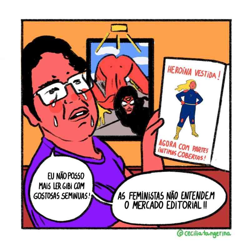 A vida difícil do nerd moderno - Cecilia Marins - Blog Farofeiros