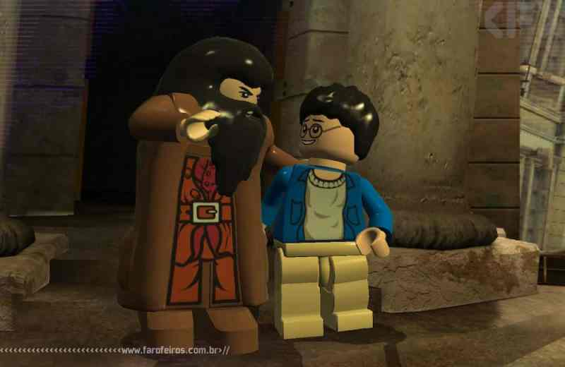 Ultra Farofeiros Videogame Awards 2019 Special Edition - LEGO Harry Potter - Blog Farofeiros