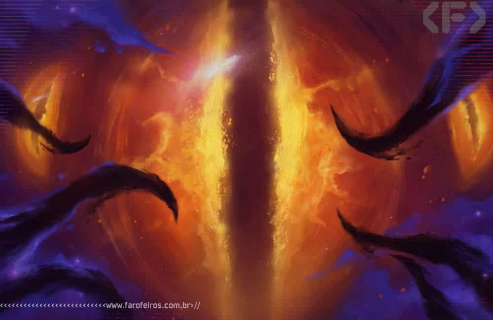 O péssimo final de Battle for Azeroth de World of Warcraft - Olho de N'Zoth - Blog Farofeiros