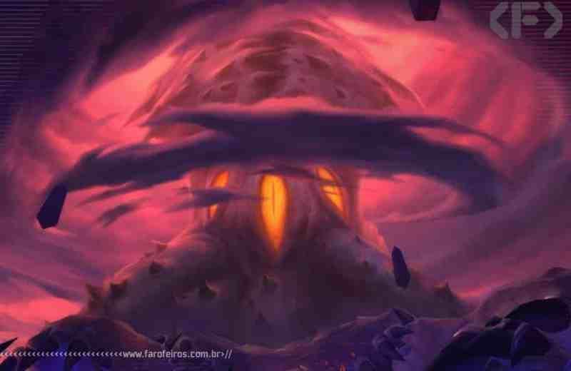 O péssimo final de Battle for Azeroth de World of Warcraft - N'Zoth - Blog Farofeiros