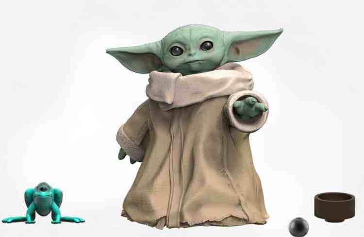 Você não quer um boneco do Baby Yoda - The Child - O Mandaloriano - Black Series - Star Wars - Blog Farofeiros