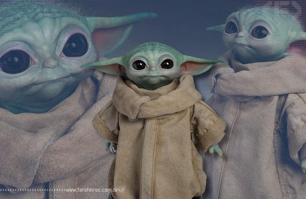 Você não quer um boneco do Baby Yoda - The Child - O Mandaloriano - Capa - Star Wars - Blog Farofeiros