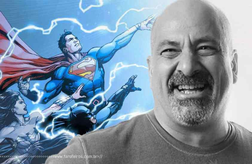 Dan DiDio em Crise - DC Comics - Blog Farofeiros - 1