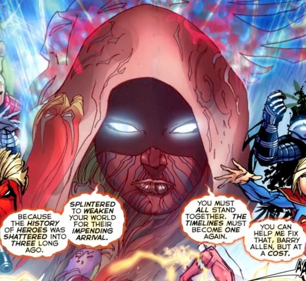 A Estranha da DC Comic - Blog Farofeiros - Pandora