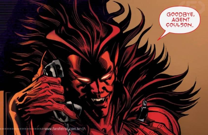 A Fênix está voltando - Vingadores - Marvel Comics - Mefisto - Blog Farofeiros