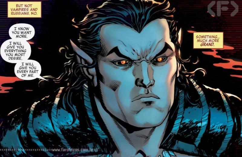 A Fênix está voltando - Vingadores - Marvel Comics - Namor - Blog Farofeiros