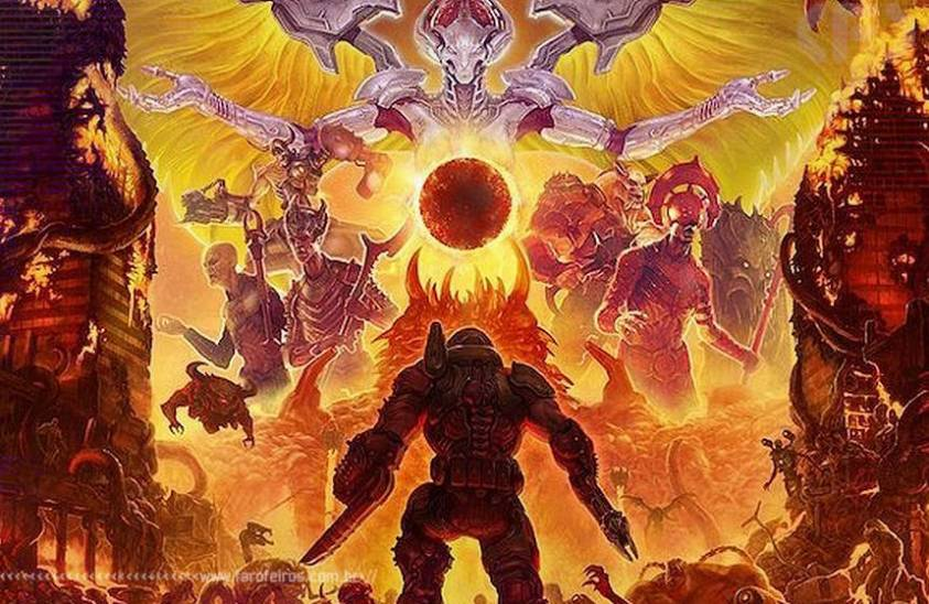 Doom Eternal - Blog Farofeiros