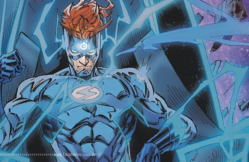 Flash em Frente - Wally West - DC Comics - 0 - Blog Farofeiros