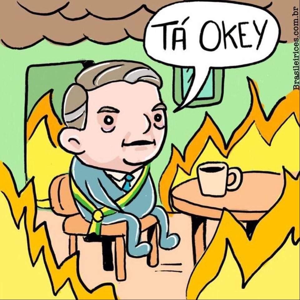 Memes para usar durante a quarentena - Blog Farofeiros - Tá Okey