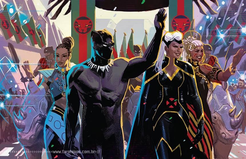 Marvel Unlimited de graça - Black Panther de Ta-Nehisi Coates - Blog Farofeiros
