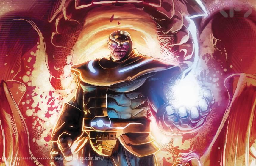 Marvel Unlimited de graça - Thanos Wins - Blog Farofeiros