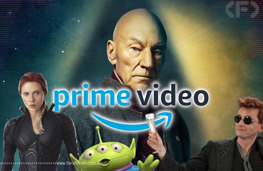Vantagens do Amazon Prime - Prime Video - Blog Farofeiros