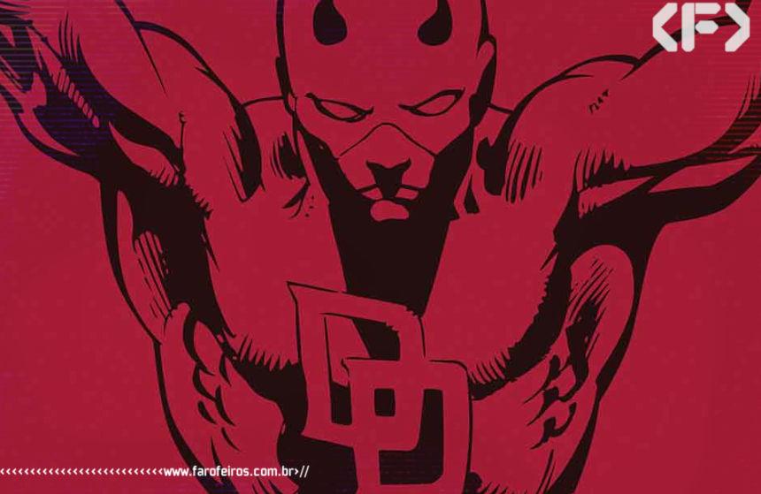Daredevil by Frank Miller & Klaus Jason Omnibus - Blog Farofeiros - Geek Week Amazon