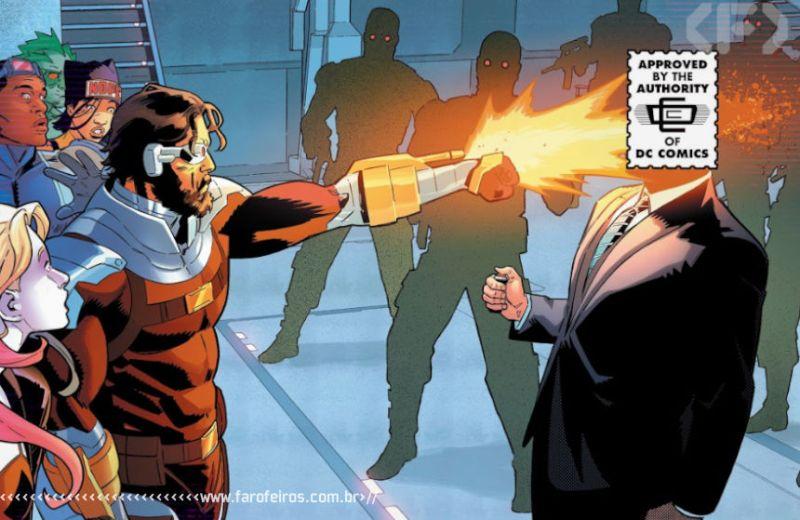 Deadshot - Suicide Squad #5 - Outra Semana nos Quadrinhos #23 - Blog Farofeiros