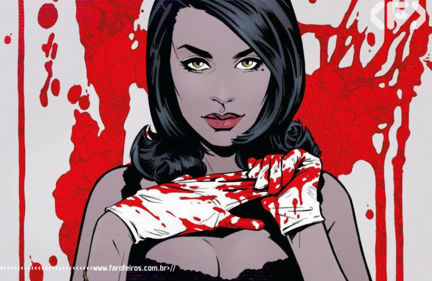 Lady Killer Vol 2 - Blog Farofeiros - Geek Week Amazon