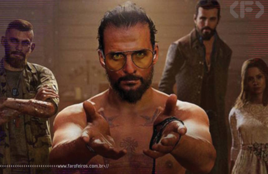Falso messias - Far Cry 5 - Blog Farofeiros