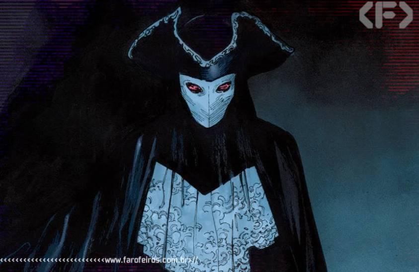 A Ordem Mágica - Netflix - Mark Millar - Oliver Coipel - Blog Farofeiros