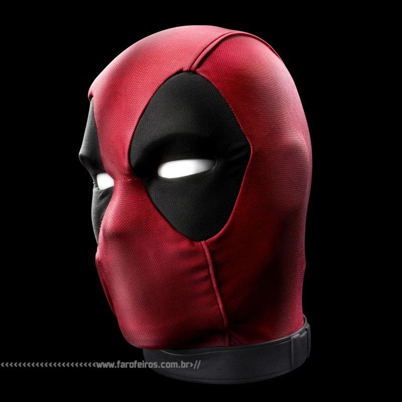 Cabeça do Deadpool - Hasbro - Blog Farofeiros