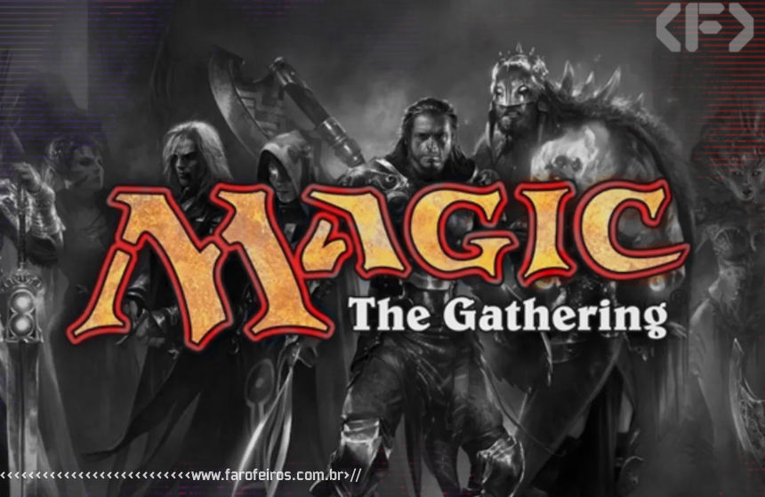 Cartas racistas de Magic The Gathering são removidas do jogo - Blog Farofeiros