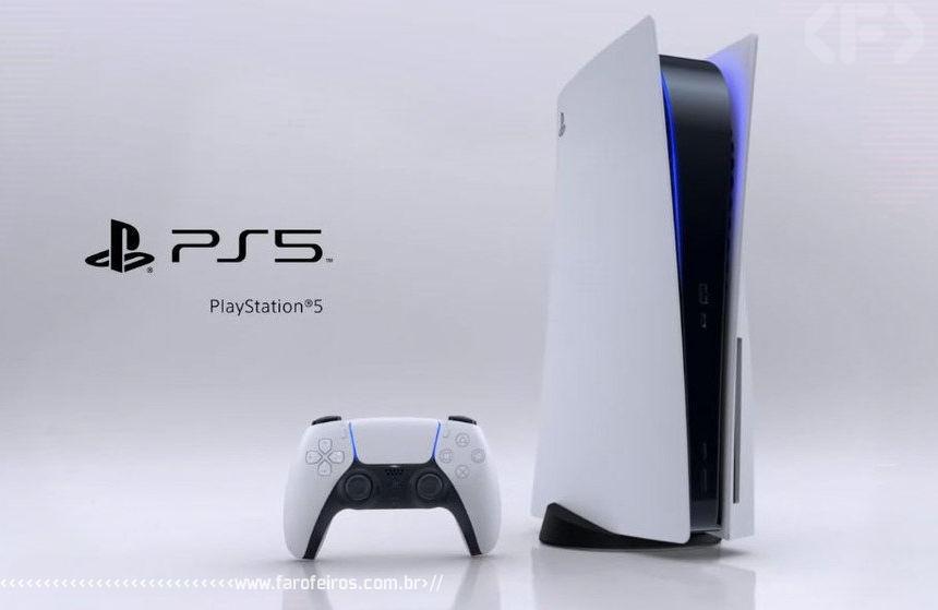 Como foi a apresentação do PlayStation 5 - PS5 - 01 - Blog Farofeiros