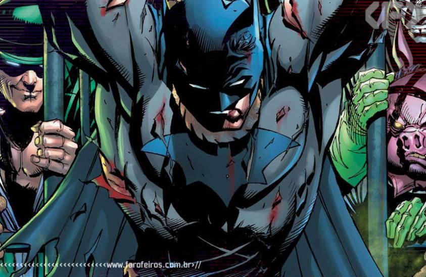 Heróis que odiamos - Batman - DC Comics - Blog Farofeiros