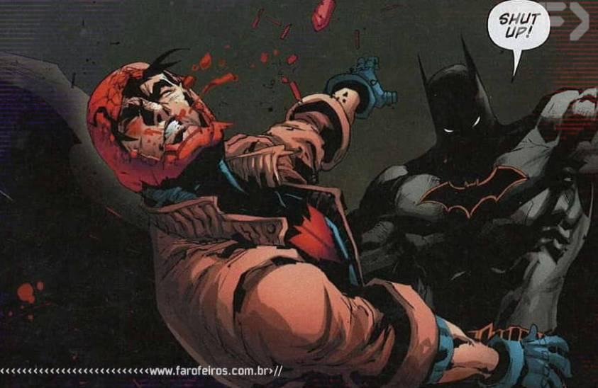 Heróis que odiamos - Capuz Vermelho - Jason Todd - DC Comics - Blog Farofeiros