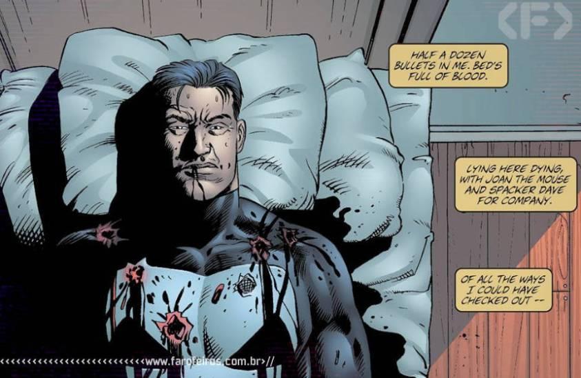 Heróis que odiamos - Justiceiro - Marvel Comics - Blog Farofeiros