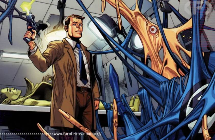 Heróis que odiamos - Reed Richards - Marvel Comics - Blog Farofeiros