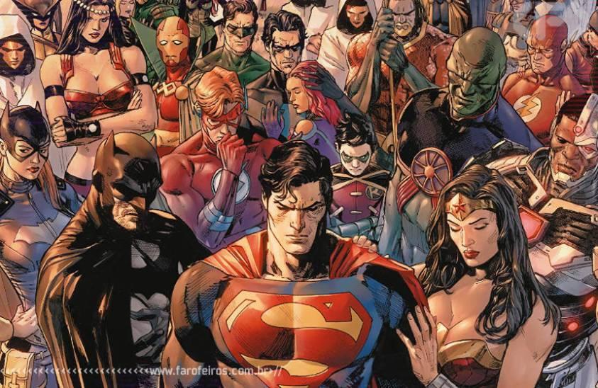 Heroes in Crisis - Blog Farofeiros