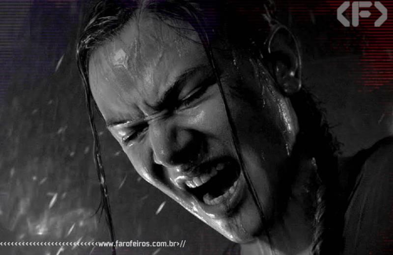 The Last of Us Part II não é para qualquer um - Abby - Blog Farofeiros