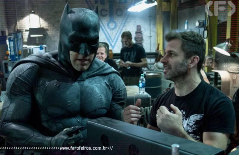 Em defesa de Zack Snyder - Batman - Blog Farofeiros