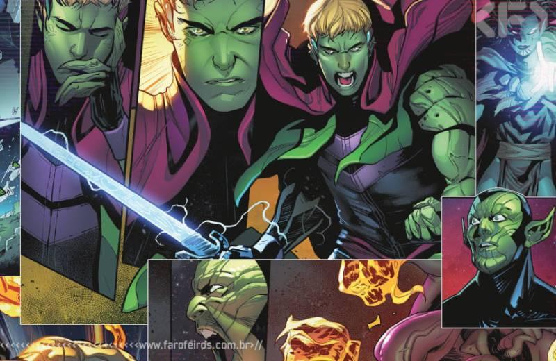 Empyre Magazine grátis - Marvel Comics - Preview - Blog Farofeiros
