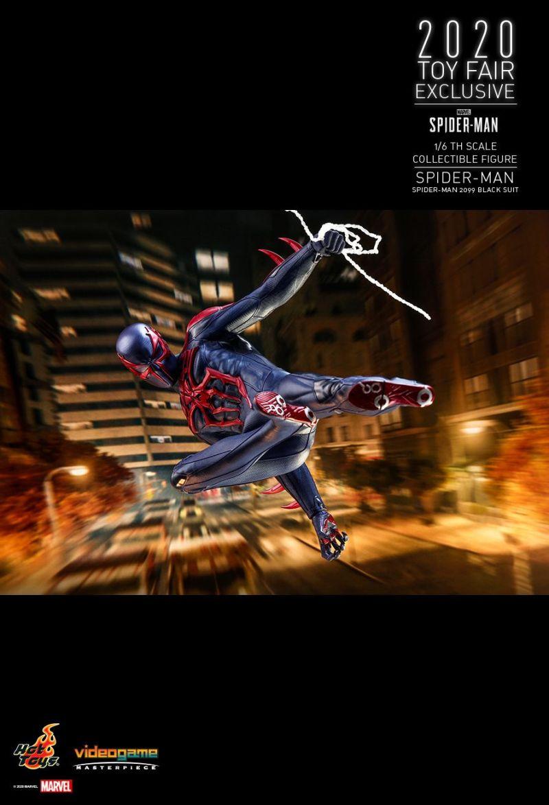 Homem Aranha 2099 da Hot Toys - Blog Farofeiros