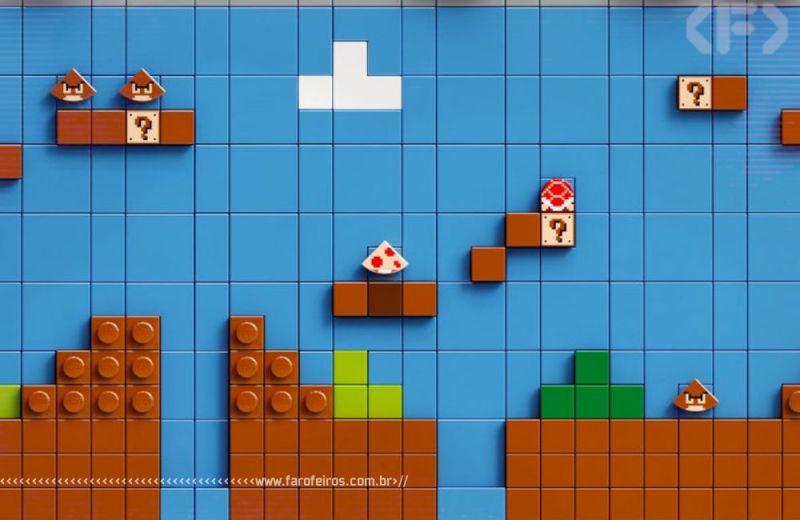 LEGO Nintendinho - Super Mario LEGO Nintendo Entertainment System - Blog Farofeiros