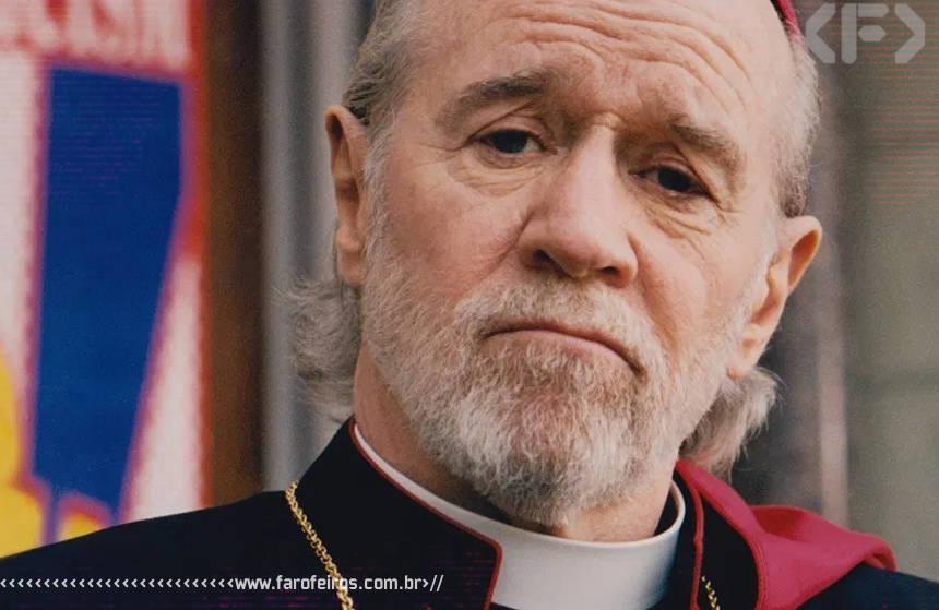 O Santo da Internet - George Carlin - Dogma - Blog Farofeiros