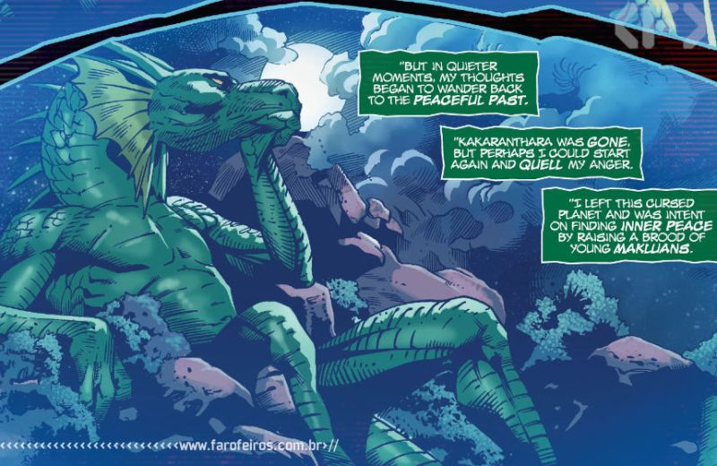 Outra Semana ns Quadrinhos #26 - Black Panther and the Agents of Wakanda #8 - Fin Fang Foom - Blog Farofeiros