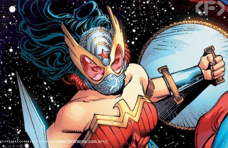 Outra Semana nos Quadrinhos #26 - Justice League #48 - Mulher Maravilha - Blog Farofeiros