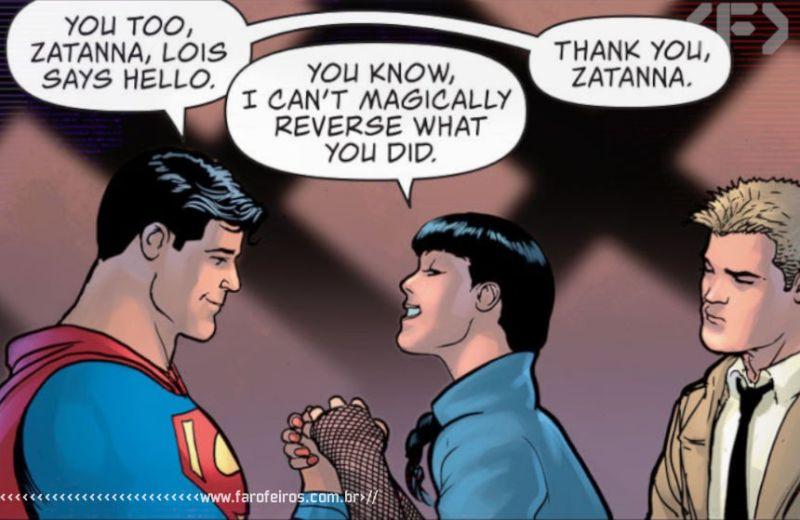 Outra Semana nos Quadrinhos #26 - Superman #23 - Blog Farofeiros