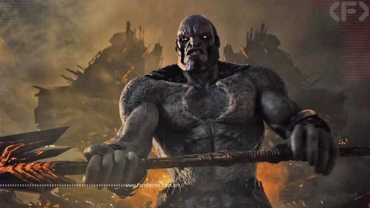 Darkseid - DC FANDOME - Blog Farofeiros
