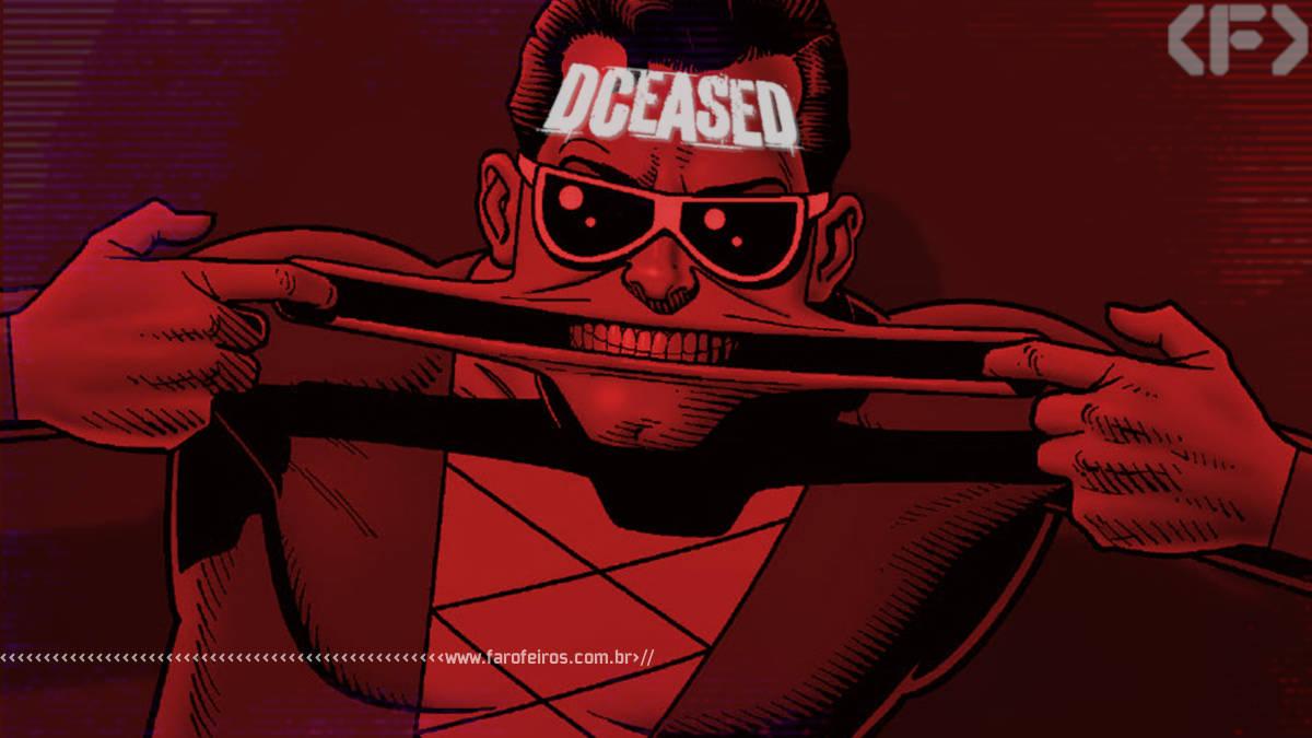 O Homem Elástico é terrível - DComposto - DCeased - Dead Planet #2 - Blog Farofeiros