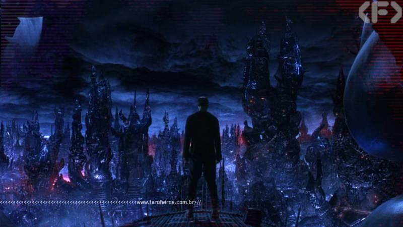 Simular o futuro - Matrix - Blog Farofeiros