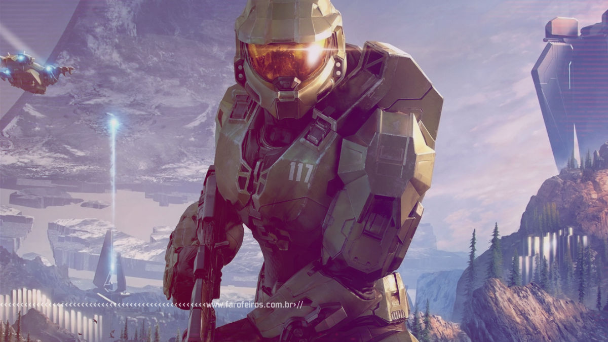 Gamers conservadores - Master Chief - Halo - Blog Farofeiros
