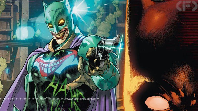 Batman Coringa - Batman #99 - Outra Semana nos Quadrinhos #27 - Blog Farofeiros