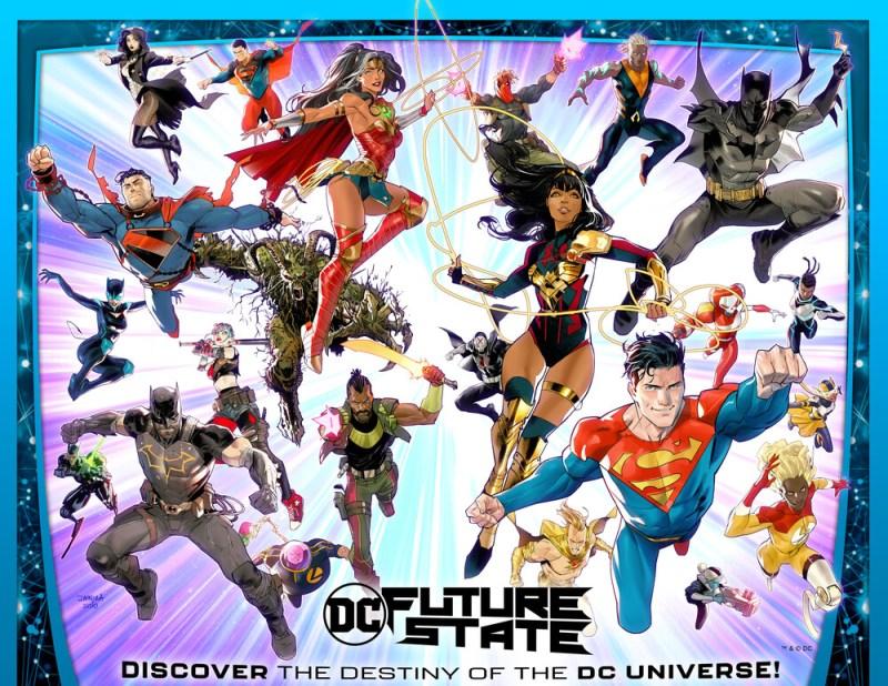 Future State - Estado Futuro - DC Comics - 1 - Blog Farofeiros