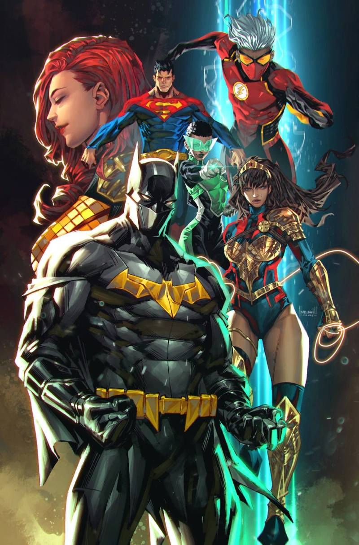 Nova Liga da Justiça - Future State - Estado Futuro - DC Comics - Blog Farofeiros