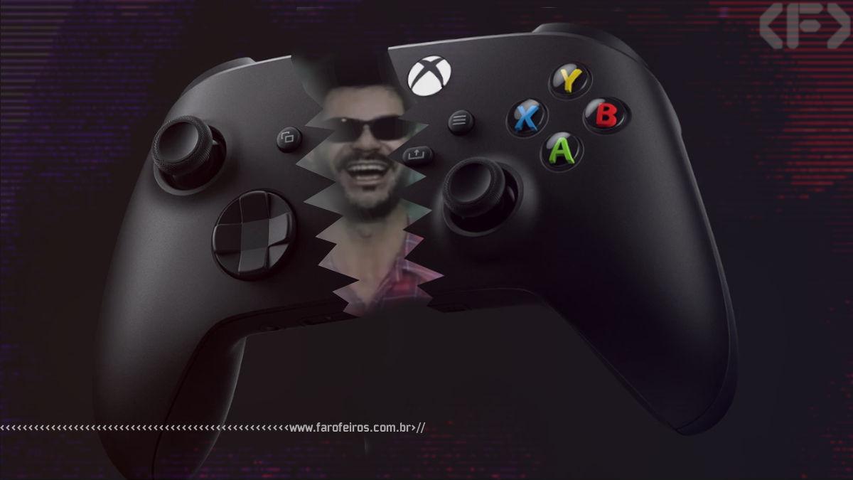 O gamer tem que acabar - Joselito - Blog Farofeiros